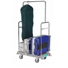 Wózki bagażowe GREEN TTS