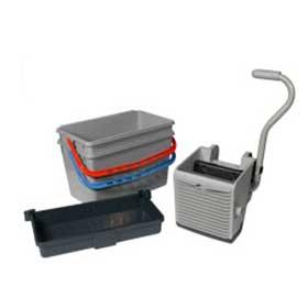 Akcesoria sprzątające do wózków sprzątających