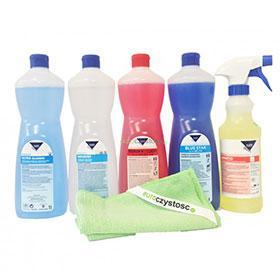 Promocyjne zestawy czyszczące
