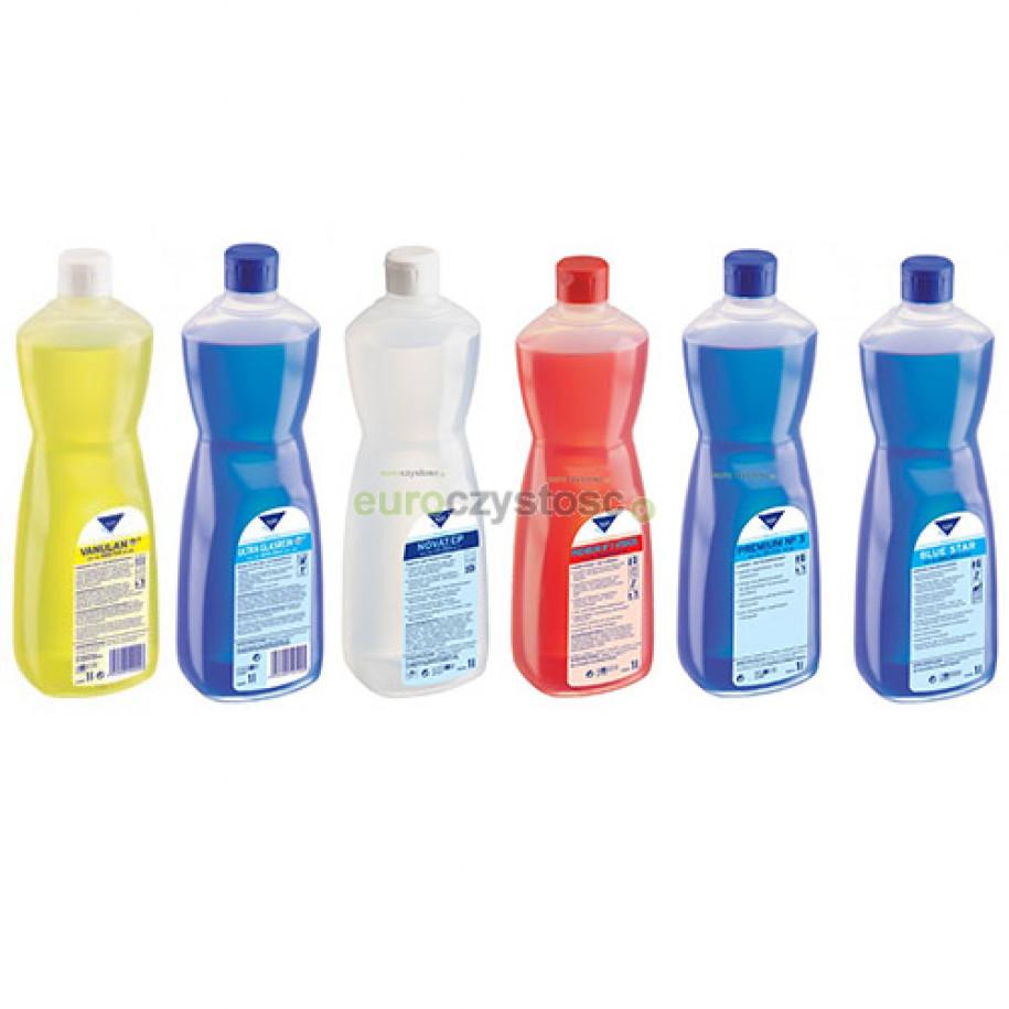 Kleen środki czyszczące - pakiet 6 produktów