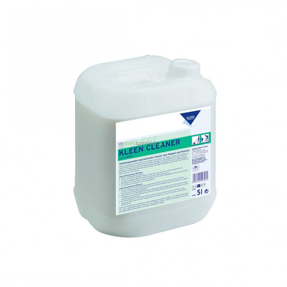 Kleen Cleaner 5 L - środek do polerowania i pielęgnacji wszystkich rodzajów podłóg