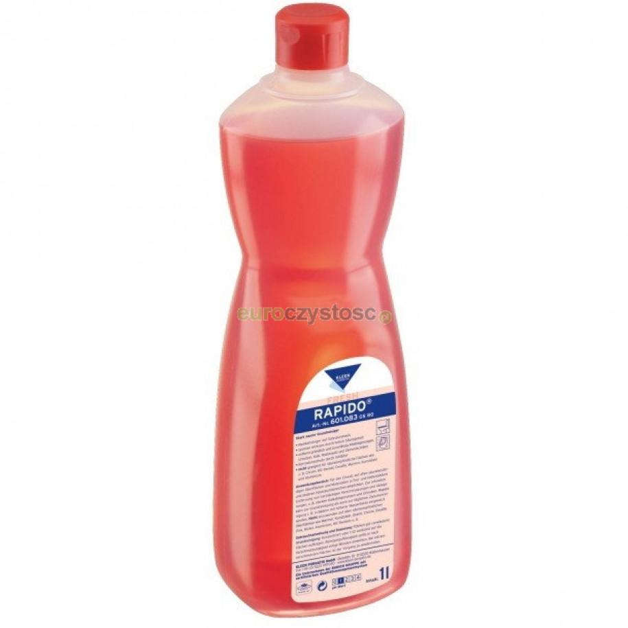 Kleen Rapido - środek do gruntownego czyszczenia
