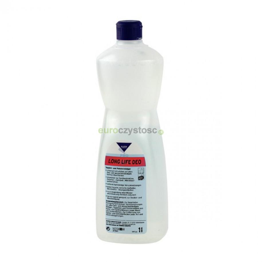 Kleen Long Life Deo 1 L - środek do usuwania przykrych zapachów