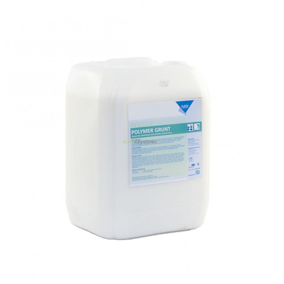 Kleen Polymer Grunt 10 L - środek zawierający składniki syntetyczne o wysokie przyczepności