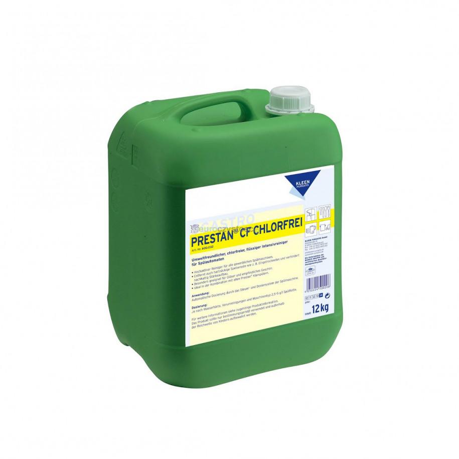Kleen Prestan CF ( bez chloru) - skuteczny płyn do mycia w zmywarkach