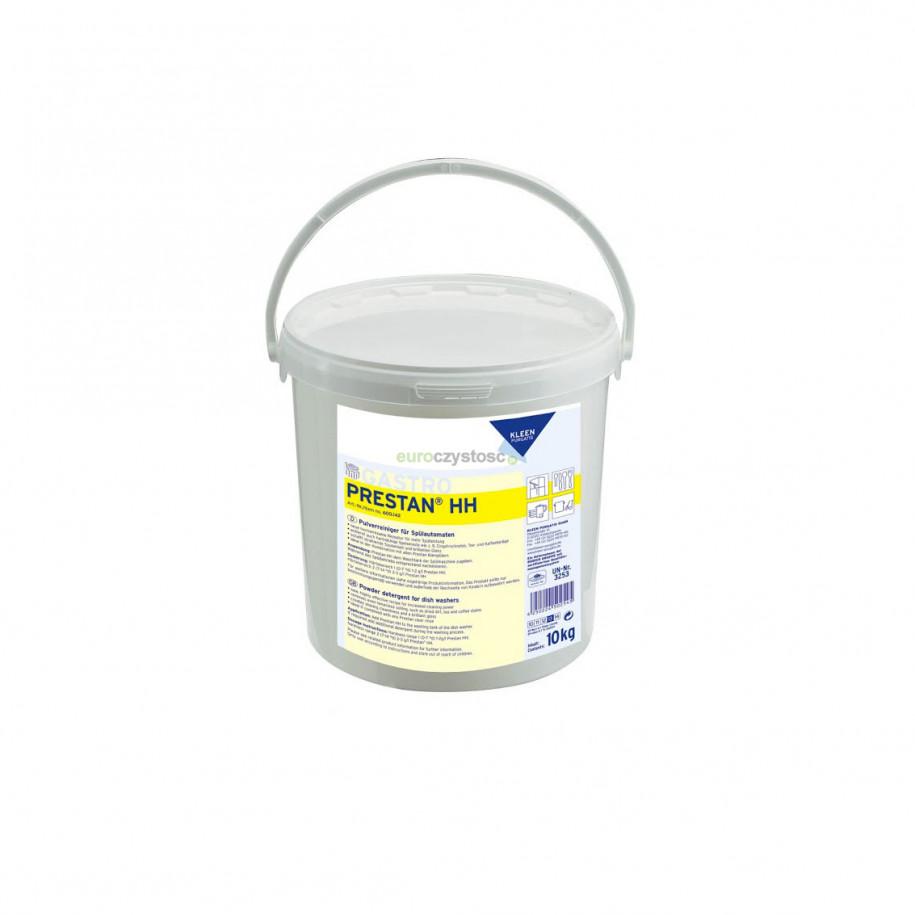 Kleen Prestan HH 10 kg - środek czyszczący do zmywarek przemysłowych i domowych