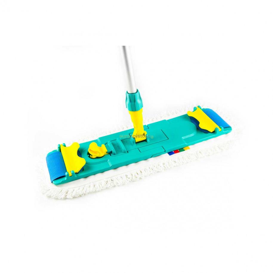Kompletny mop speedy, bawełna 50 cm