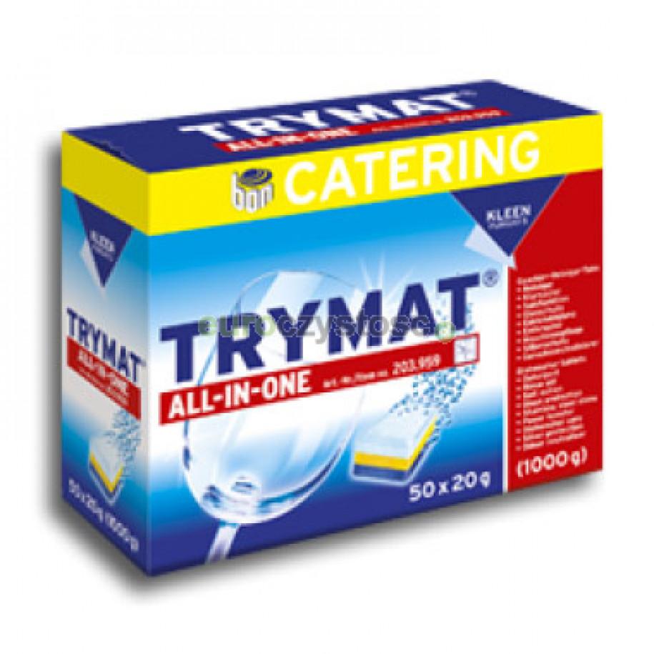 Tabletki do zmywarki Trymat All In One