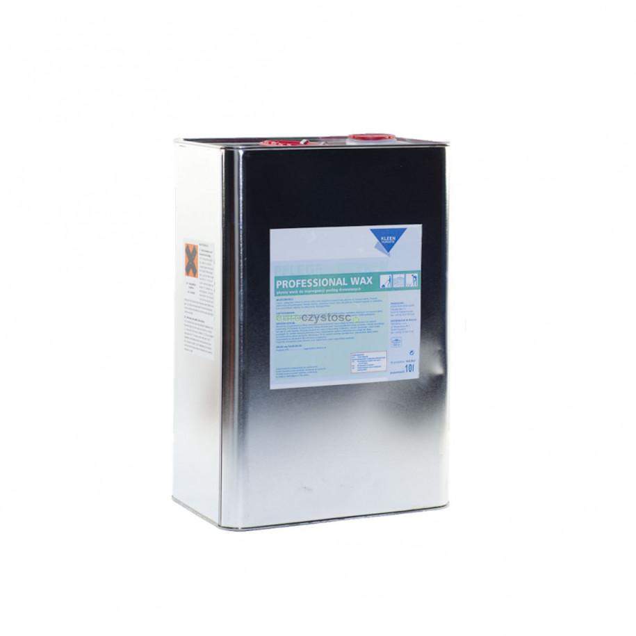 Kleen Professional Wax 10 L - twardy wosk do polerowania podłóg