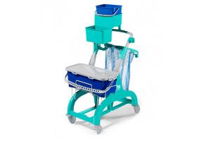 TTS Nick Hermetic 125, 10 l - wózek do dezynfekcji i mycia
