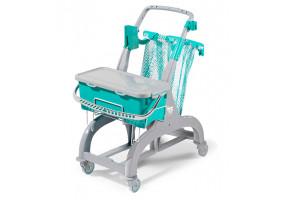 TTS Nick Hermetic 105, 10 l - wózek do dezynfekcji i mycia