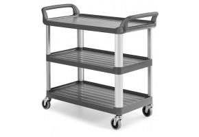 TTS wózek gastronomiczny - 3 półki