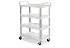 TTS wózek gastronomiczny - 4 półki