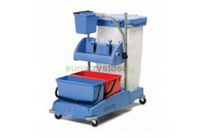 Numatic VCN 1404 BK3 - wózek do dezynfekcji i mycia