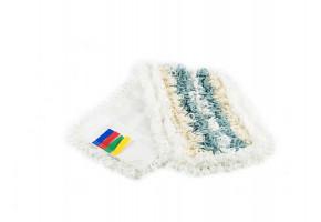 TTS wkład do mopa płaskiego - mikrofaza / akryl / bawełna