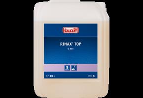 Buzil Rinax Top G801 płynny krem do mycia rąk