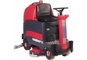 Cleanfix RA SAUBER 800 maszyna czyszcząca samojezdna z fotelem dla operatora