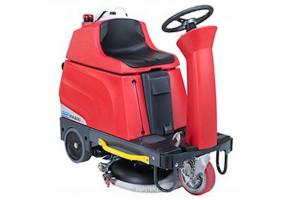 Cleanfix RA SAUBER 500 – maszyna czyszcząca z fotelem dla operatora