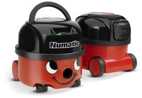 Numatic NBV 190 bateryjny - odkurzacz profesjonalny