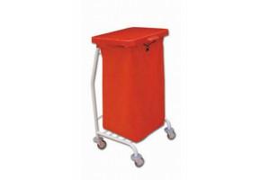 EURO Dust 211, 120 l - wózek do segregacji