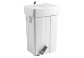 TTS ELLE kosz na śmieci ABS, sanitarny 25l