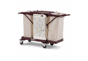Wózek hotelowy Magic Art Anthea 121R-02