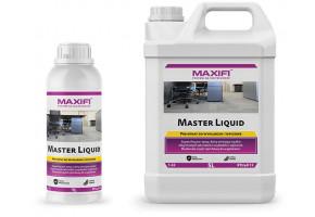 Maxifi Master Liquid  do bardzo ciężko zabrudzonych tapicerek i wykładzin