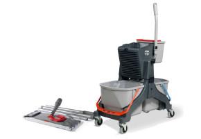 Numatic MMT 1616 + mop - wózek do sprzątania