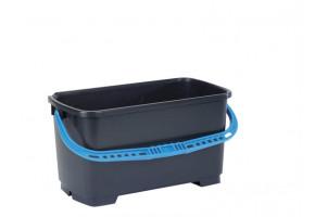 Moerman Wiadro czarne 22L do myjki do mycia okien