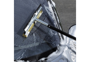 Moerman Car & Window Zbierak samochodowy z kijem 0,5 m i 2 m do mycia okien
