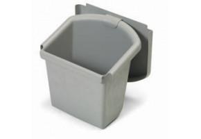 Numatic Kosz na śmieci 30L z pokrywą do wózka hotelowego