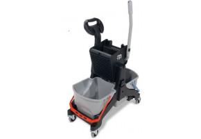 Numatic MMB 1616 + mop – wózek serwisowy do sprzątania (dawniej MMT 1616)