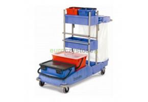 Numatic VCN 1414 BK10 - wózek do dezynfekcji i mycia