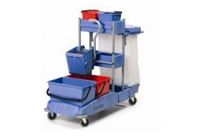 Numatic VCN1414 BK2 - wózek do dezynfekcji i mycia