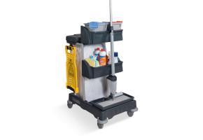 Numatic XCG 0 - wózek serwisowy do sprzątania