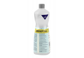 Kleen Orosept SC - środek do usuwania grzyba z cementu i zapraw silikonowych