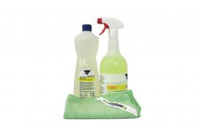 Zestaw profesjonalnych środków czyszczących Kleen - Piekarnia