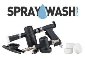 Spryskiwacz SprayWash - bezdotykowa dezynfekcja