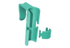 TTS uchwyt Ø 23mm do mopa lub miotłę do zawieszenia na wózku serwisowym