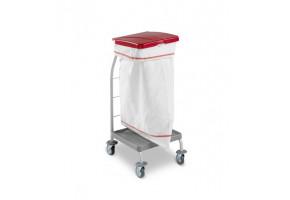 TTS DUST 70 litrów - stojak na worki na śmieci