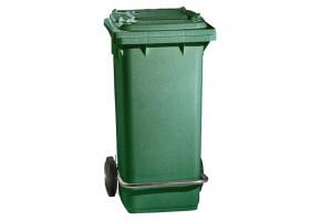 TTS kosz na śmieci 120 litrów
