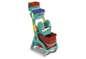 TTS NICK Plus 20 wózek do sprzątania 1-wiaderkowy 15L lub 25L