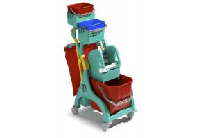 TTS NICK Plus 30 wózek do sprzątania 1-wiaderkowy 15L lub 25L