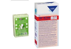 Kleen zestaw do czyszczenia WC Kleen Tro WC Tabs, cleaning block wc