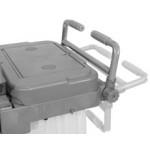 Numatic NKA 100PA - zestaw do wózka hotelowego