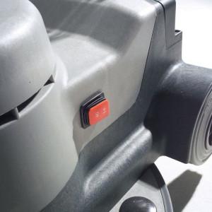 Numatic NRT 1530 - jednotarczowa szorowarka do podłóg