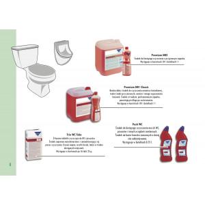 Kleen Tro WC Tabs - tabletki higieniczne do pisuarów