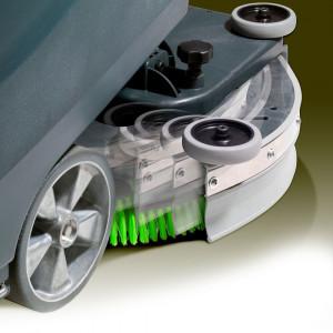 Numatic TTV 4555 - bateryjna maszyna czyszcząca z trakcją