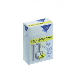 Decaclifier Tabs 12 szt x 15 g - tabletki usuwające kamień