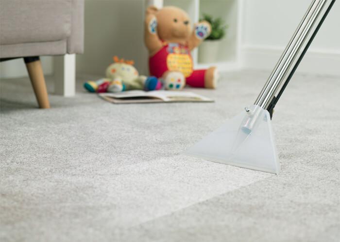 Pranie dywanów w domu